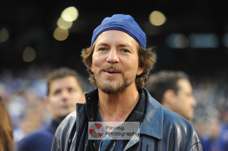 Eddie Vedder while working for www.triblive.com